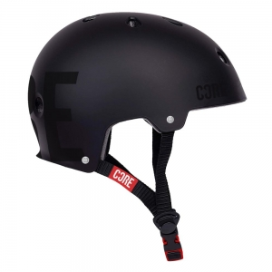 CORE Street kask | Stealth Black