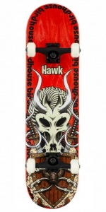 "Birdhouse Stage 3 Hawk Gladiator Deskorolka | 8.125"" Red"