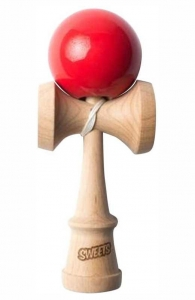 Sweets Kendama Prime Solid | Red