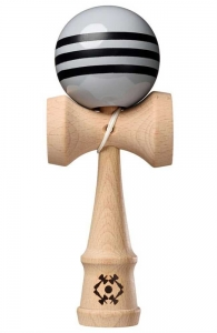 Tribute Kendama Triple Stripe | Grey Black