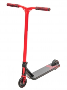 TRIAD Delinquent Stunt Scooter | Black Red