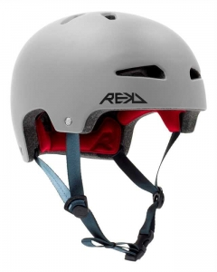 REKD Ultralite In-Mold kask skate | Grey