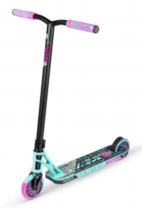 MGP MGX P1 Pro Stunt Scooter | Teal Pink