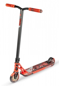 MGP MGX P1 Pro Stunt Scooter | Red Black