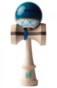 Sweets Kendama C Fraser Decade Mod B1 Sapphire | Sticky Clear