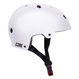 CORE kask Basic | White