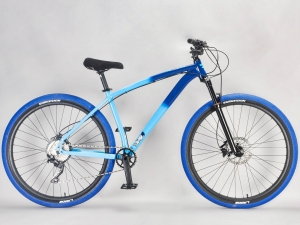 Lucky 6 STB-R Large Rower Street Wheelie  | Blue