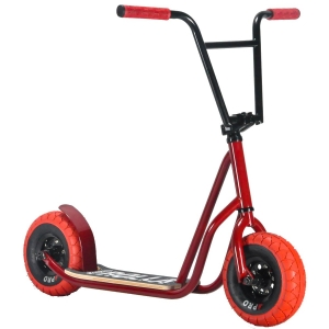 Rocker Rolla Stunt Scooter Dirt Street | Red